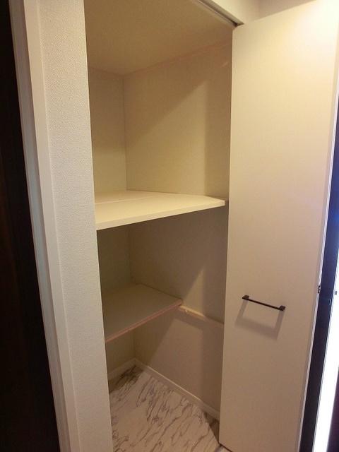 アンソレイユ / 601号室収納