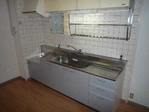 野田ビル / 303号室キッチン