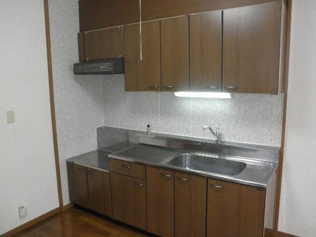 シャトレ弐番館 / 401号室キッチン