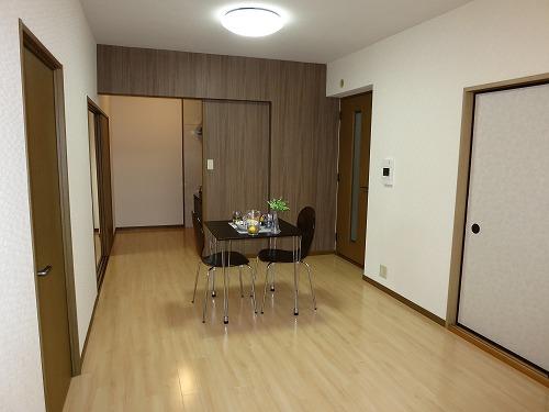 グランドソフィア20 / 305号室リビング