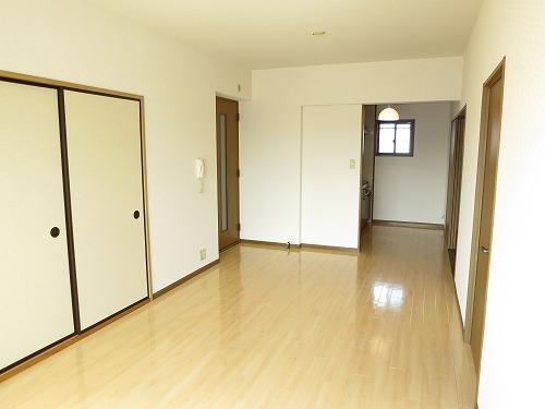 グランドソフィア20 / 401号室リビング