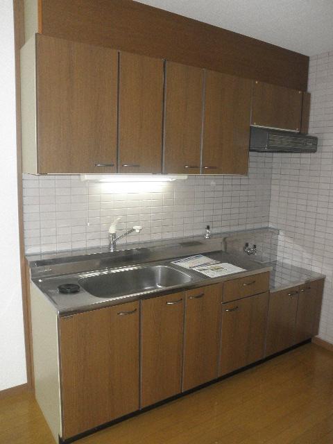 グリーンヒルズ桜台 / 2-102号室キッチン