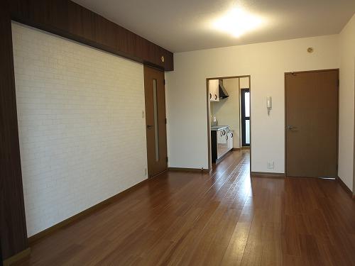 カサグランデ太宰府 / 402号室リビング