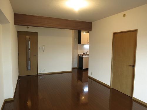 エクセレント中嶋Ⅲ / 202号室リビング