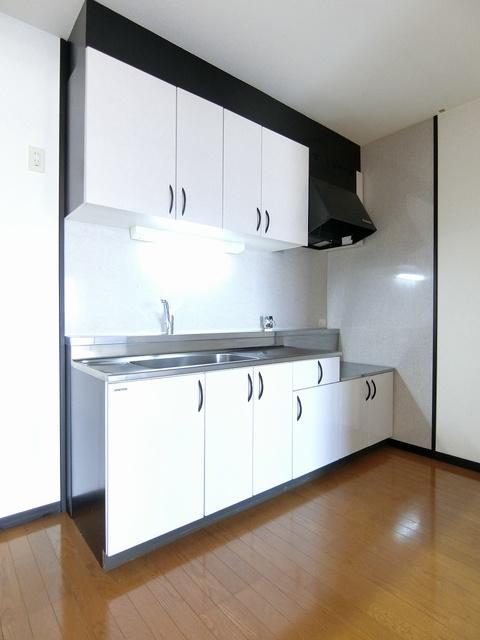 カサグランデ筑紫 / 302号室キッチン