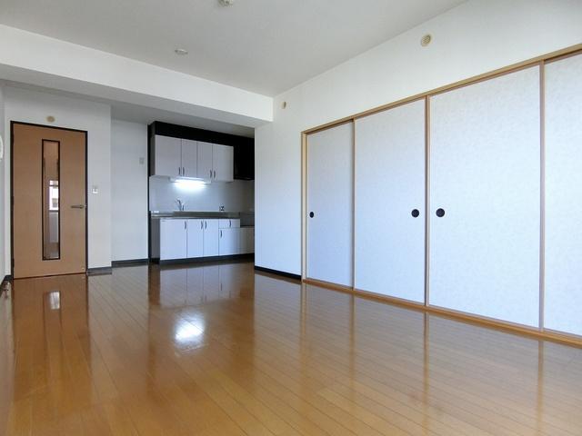 カサグランデ筑紫 / 703号室リビング