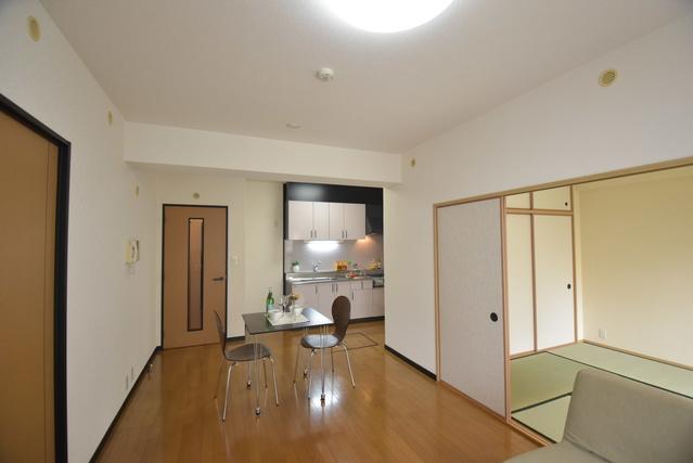 カサグランデ筑紫 / 801号室リビング