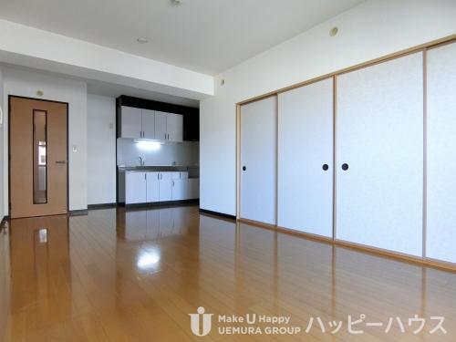 カサグランデ筑紫 / 805号室リビング