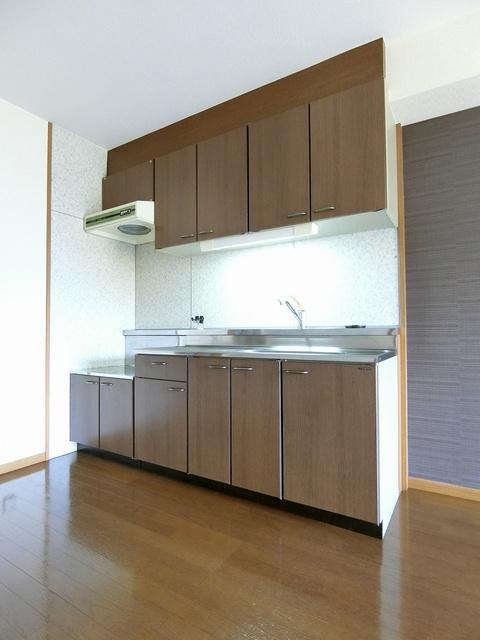 エステート杉塚 / 202号室キッチン