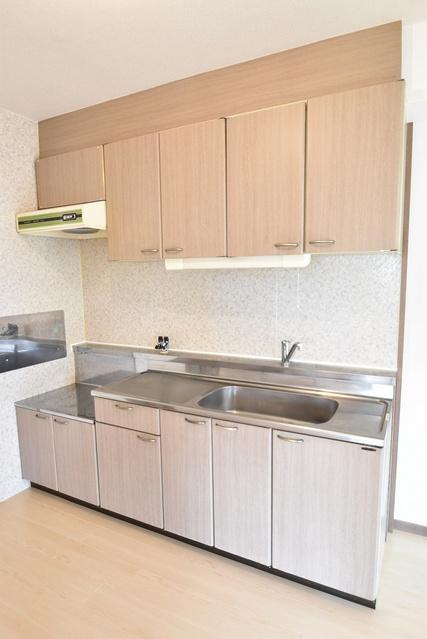 エステート杉塚 / 205号室キッチン