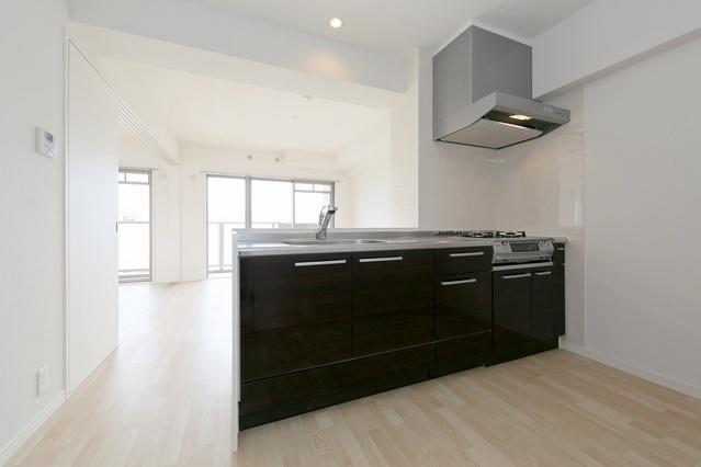 エルマーナⅡ / 201号室キッチン