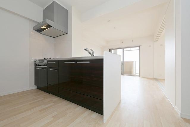 エルマーナⅡ / 502号室キッチン