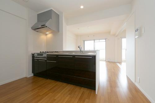ブランコート筑紫野 / 703号室キッチン