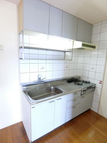 プレジール天拝 / 703号室キッチン