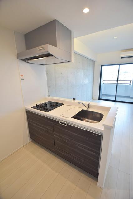 R&R / 605号室キッチン