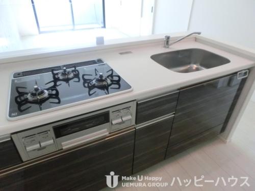R&R / 606号室キッチン