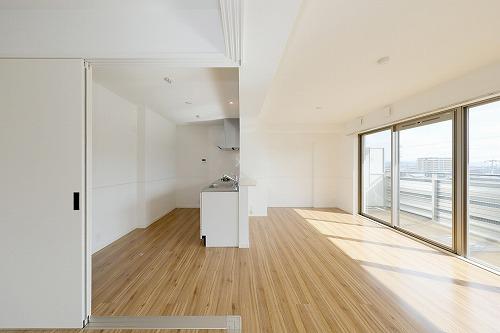 アベニュー天拝 / 410号室キッチン