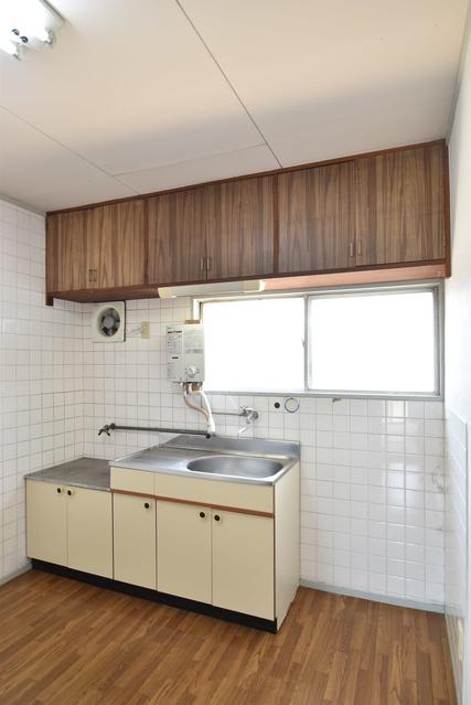岡部アパート / 305号室キッチン