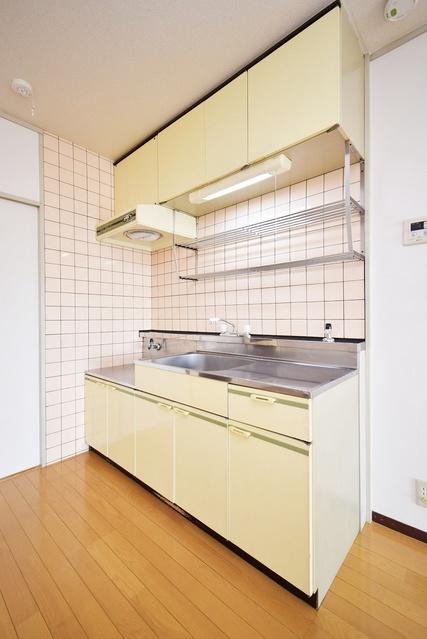 シャトレ針摺 / 402号室キッチン