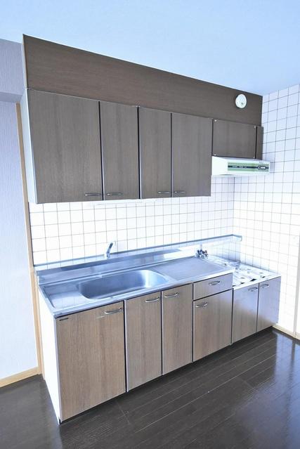 フォーレスト壱番館 / 402号室キッチン