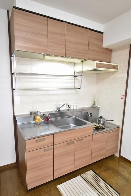 シャトー渡辺 / 203号室キッチン