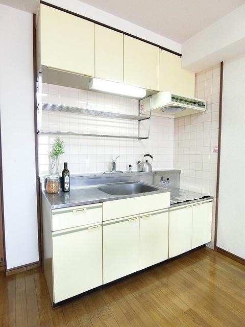 シャトー渡辺 / 303号室キッチン