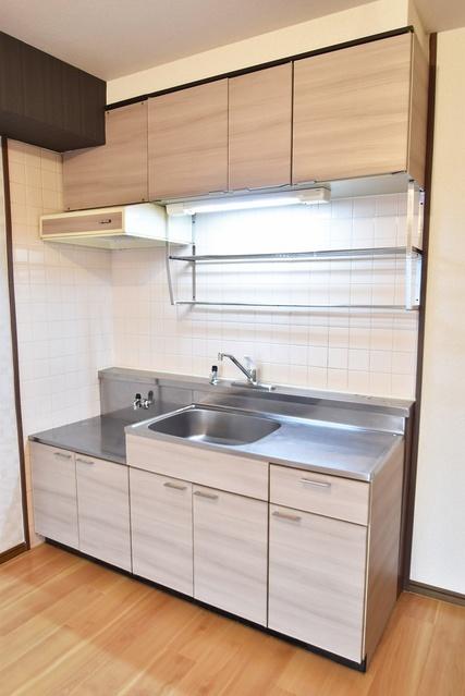 シャトー渡辺 / 401号室キッチン