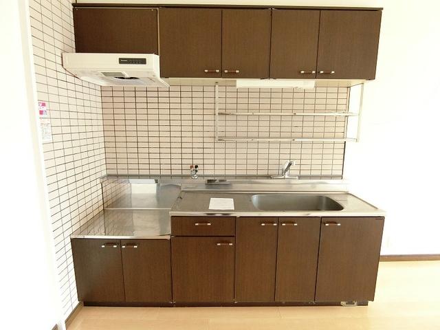 シティハイツ萩尾 / 202号室キッチン