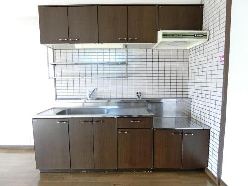 シティハイツ萩尾 / 305号室キッチン