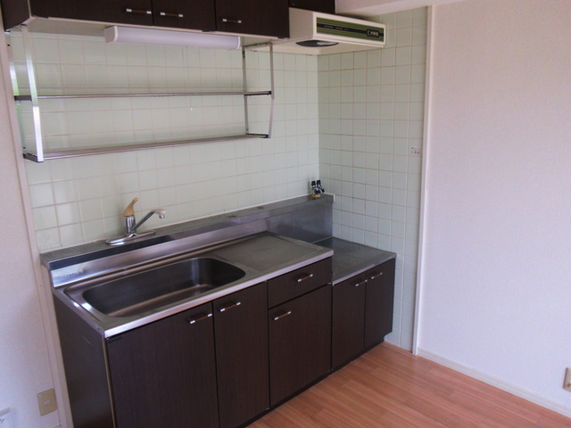 レピュートMF / 103号室キッチン