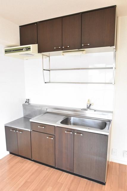 レピュートMF / 205号室キッチン