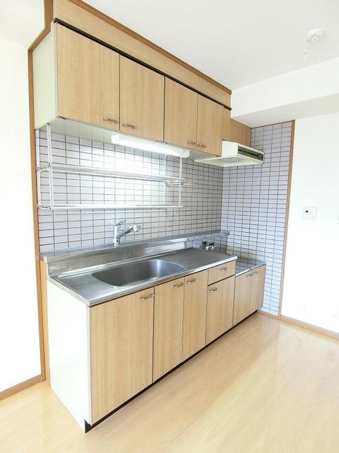 シャトレ壱番館 / 602号室キッチン