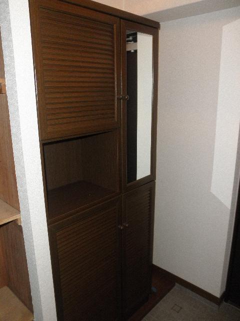コーポユキⅡ / 102号室玄関