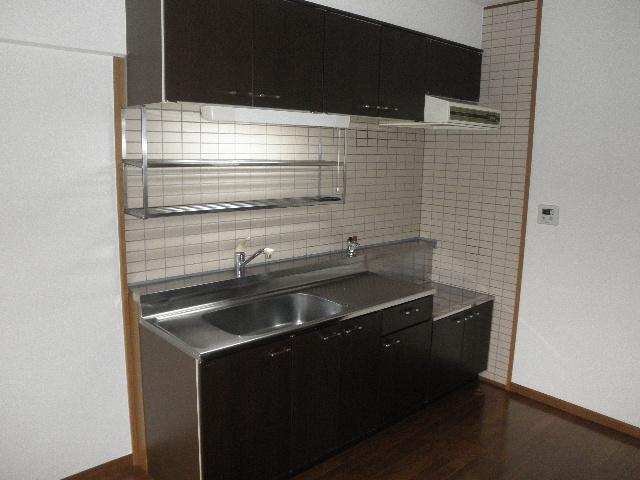 コーポユキⅡ / 202号室キッチン