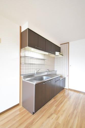 コーポユキⅡ / 403号室キッチン
