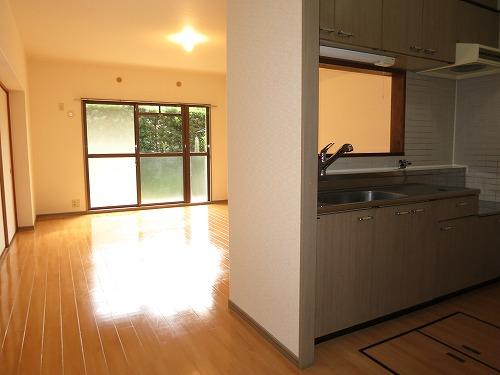 ドミール水城 / 101号室キッチン