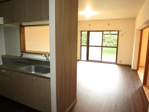 ドミール水城 / 107号室キッチン