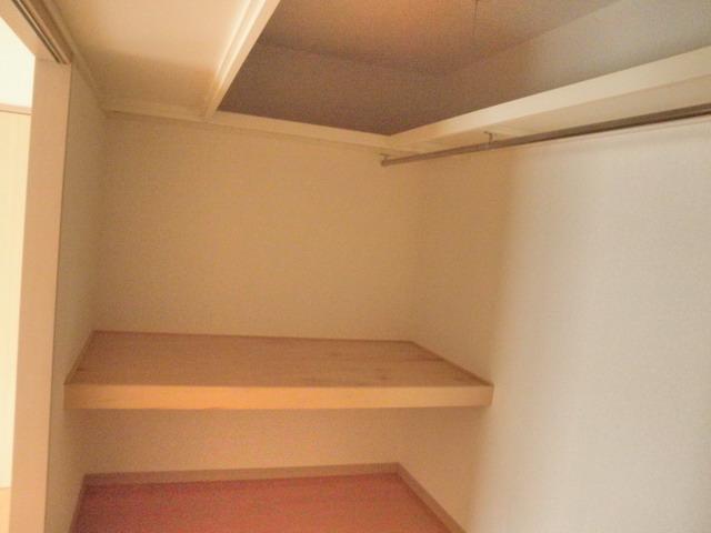 ドミール水城 / 203号室収納
