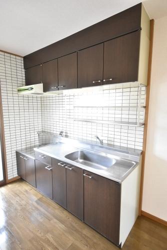 パストラル杉塚 / 201号室キッチン