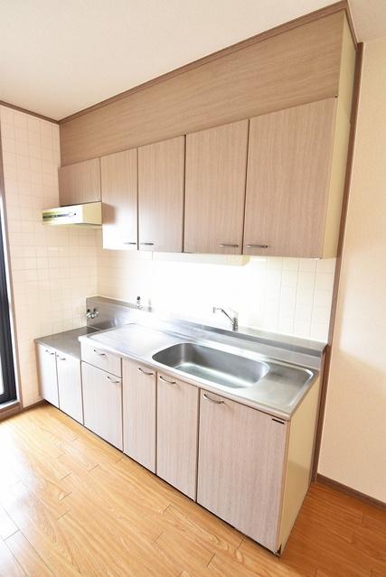 サンハイツ塔原 / 401号室キッチン