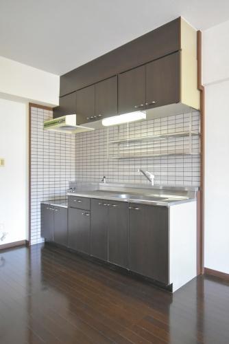 サンライズ天拝 / 205号室キッチン