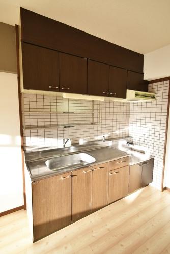 サンライズ天拝 / 301号室キッチン