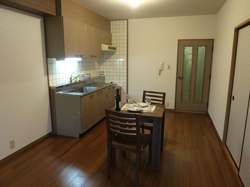 エクセレント中嶋Ⅱ / 303号室キッチン
