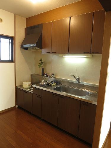 グランドソフィア20 / 202号室キッチン