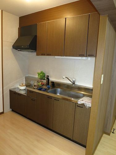 グランドソフィア20 / 305号室キッチン