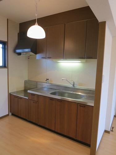 グランドソフィア20 / 402号室キッチン