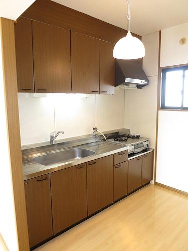 グランドソフィア20 / 501号室キッチン
