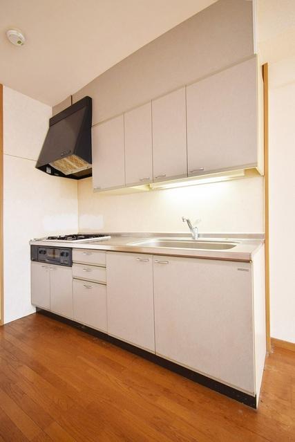 シャトレ天拝 / 702号室キッチン