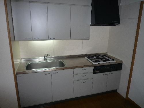 シャトレ天拝 / 703号室キッチン