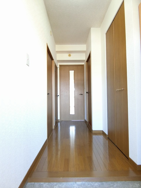 シャトレ天拝 / 707号室玄関